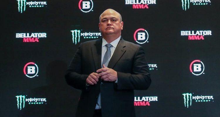 Bellator Scott Coker