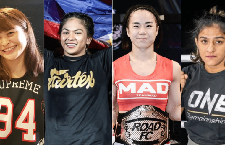 Seven ONE Championship Women's Fights To Make In 2021