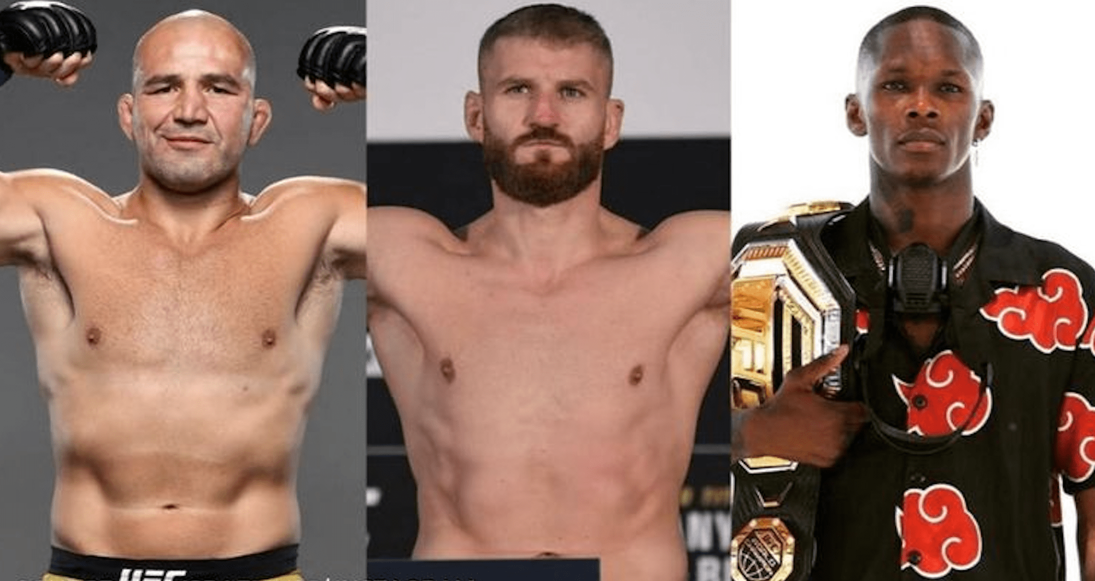 UFC 259: Teixeira Willing To Be Backup For Blachowicz vs Adesanya