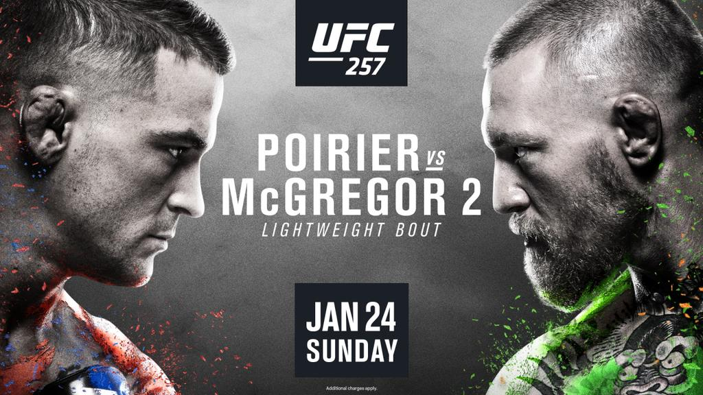 UFC 257 results: Dustin Poirier vs Conor McGregor