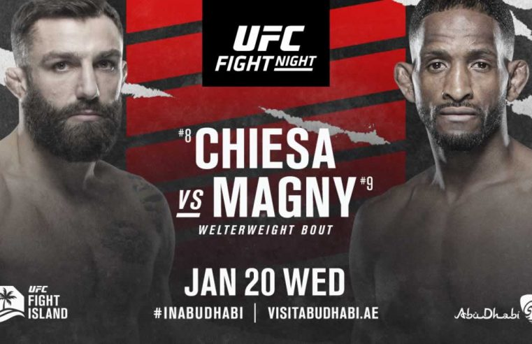 UFC Fight Island 8: Chiesa vs Magny Results And Post Fight Videos