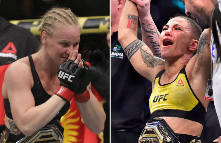 UFC: Andrade's Coach Discusses Potential Title Fight With Shevchenko
