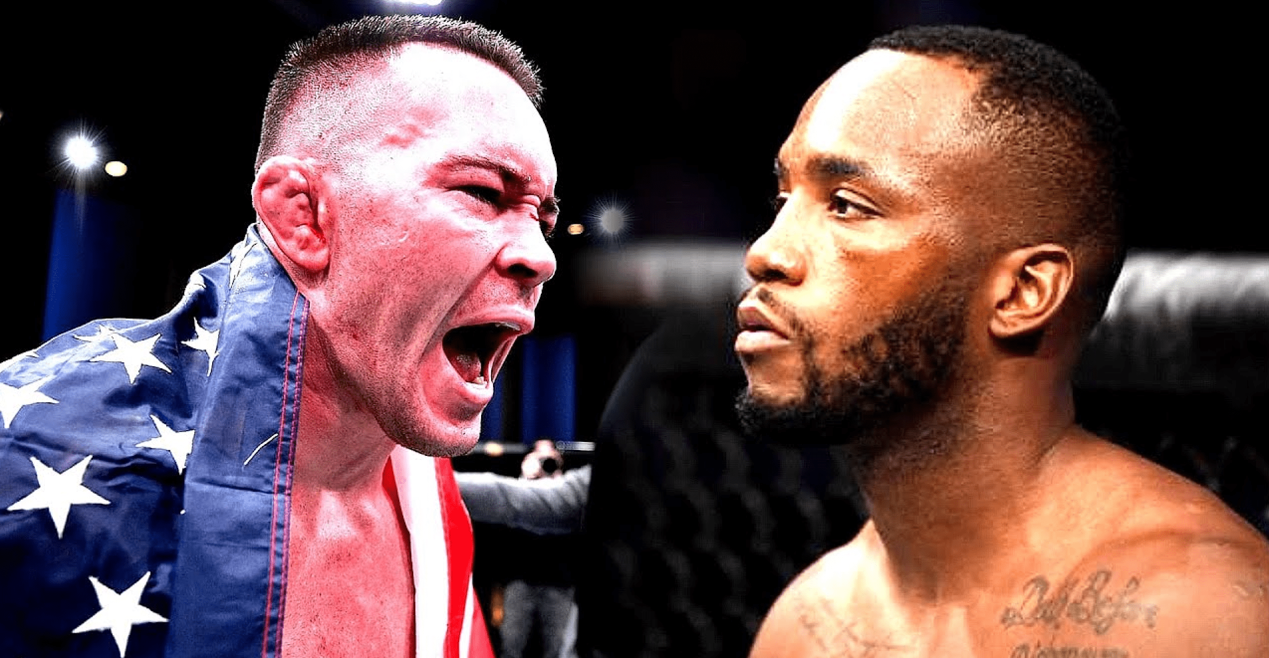 UFC – Leon Edwards: Colby Covington Doesn't Want These Hands