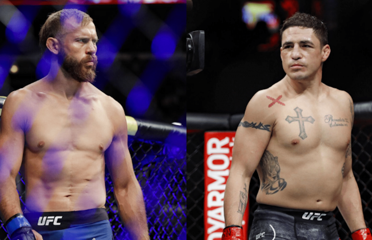 UFC: 'Cowboy' Shares Fabia Story, Sanchez Makes A Big Accusation