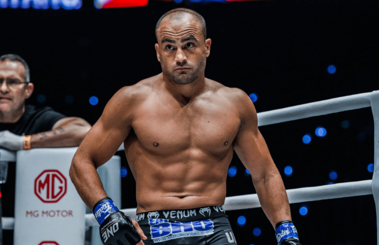 Eddie Alvarez Targeting Title Shot With Iuri Lapicus Win