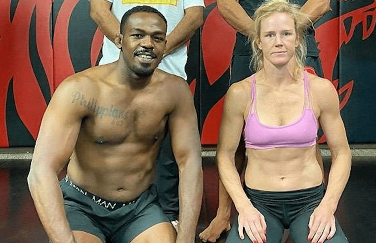 Holly Holm Breaks Down Jon Jones' Chances At Heavyweight