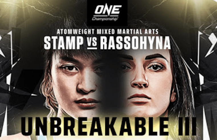 ONE: Unbreakable 3 Weigh-In And Hydration Test Results