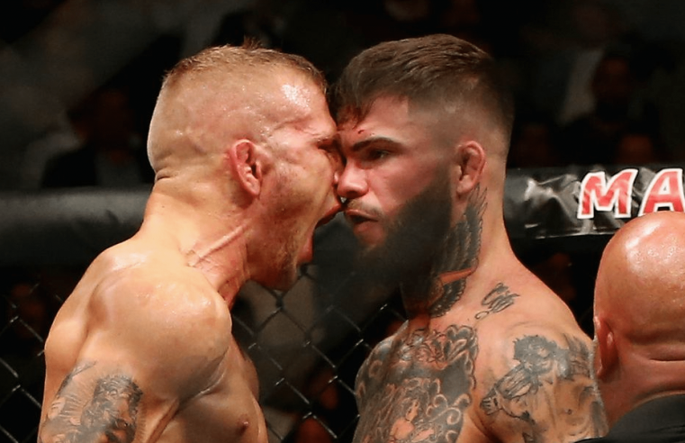 Cody Garbrandt Wasn't 'Mentally Ready' For TJ Dillashaw Fights