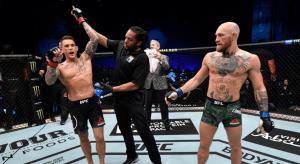 UFC 257: Dustin Poirier vs Conor McGregor