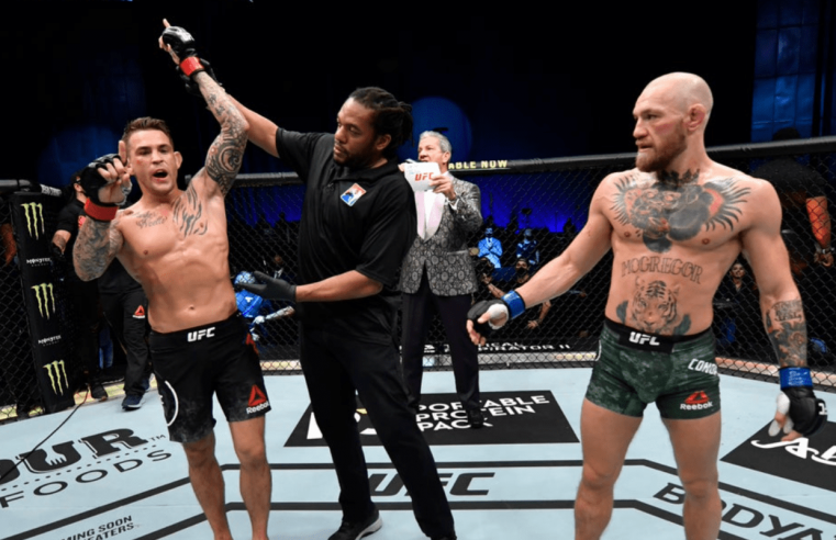 Joe Rogan Explains Why Dustin Poirier Beat Conor McGregor At UFC 257