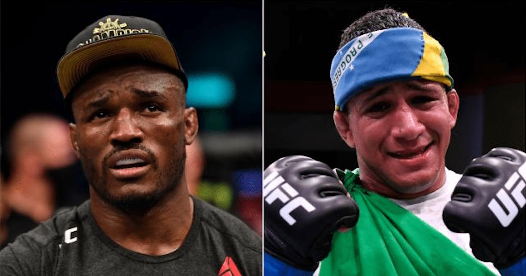 UFC 258: GSP Breaks Down Kamaru Usman vs Gilbert Burns