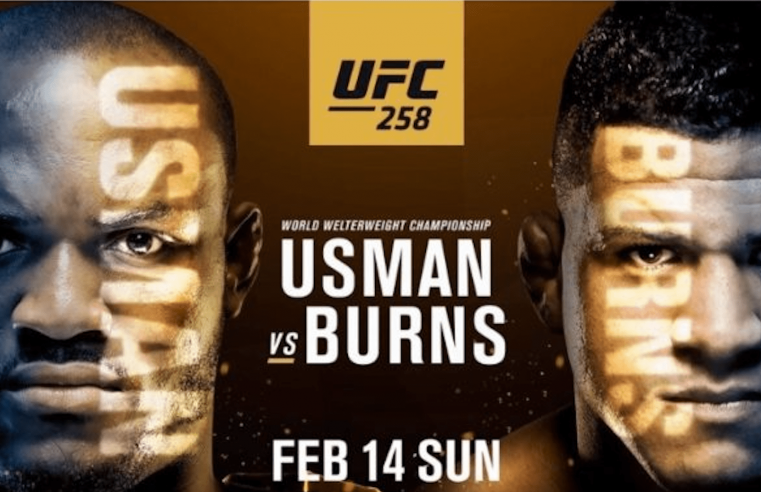 UFC 258: Usman vs Burns Results And Post Fight Videos