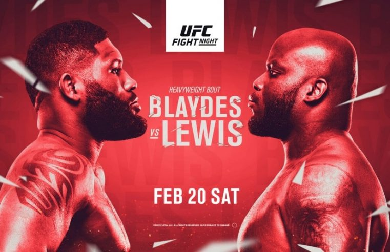 UFC Vegas 19: Blaydes vs Lewis Results And Post Fight Videos