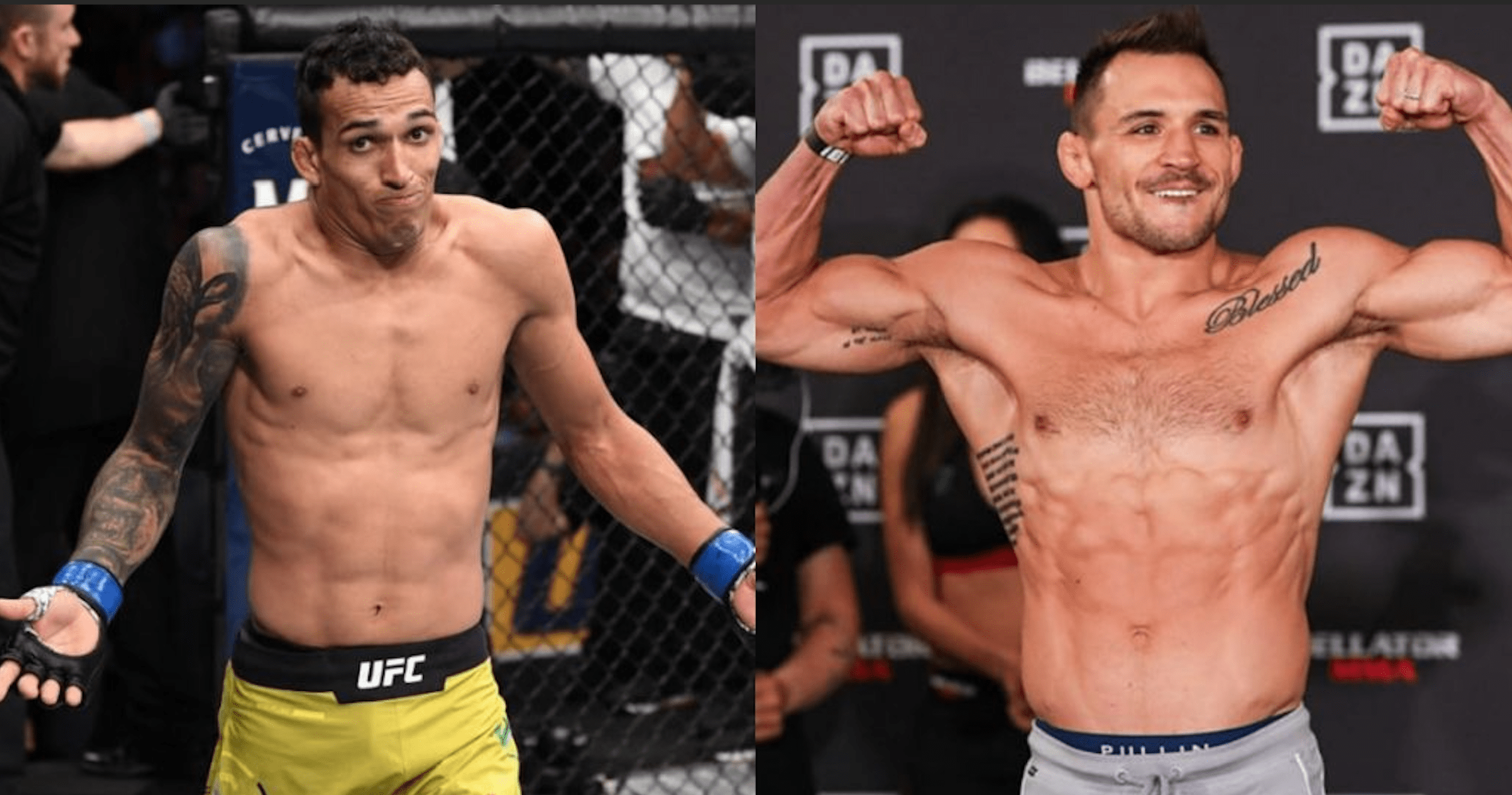 Oliveira To Fight Chandler For Lightweight Title At UFC 262