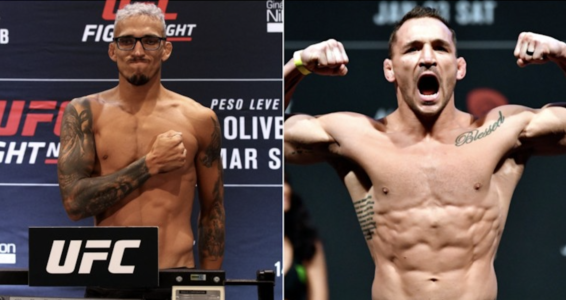 Charles Oliveira Breaks Down His Title Fight Against Michael Chandler
