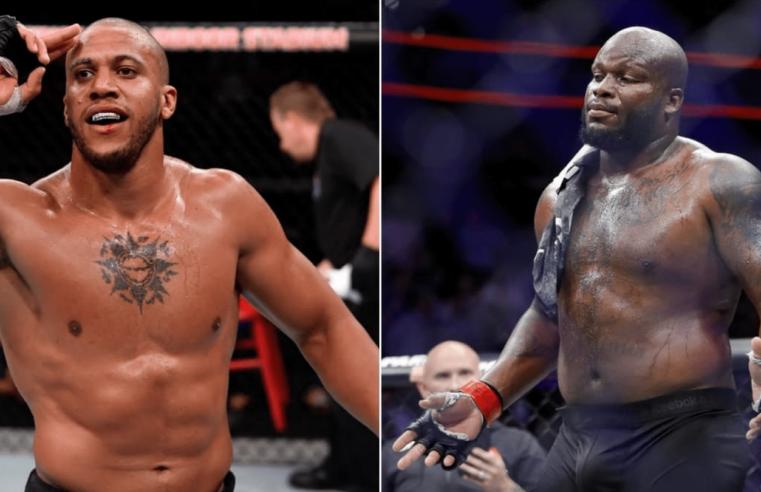 UFC: Ciryl Gane Responds To Derrick Lewis Callout