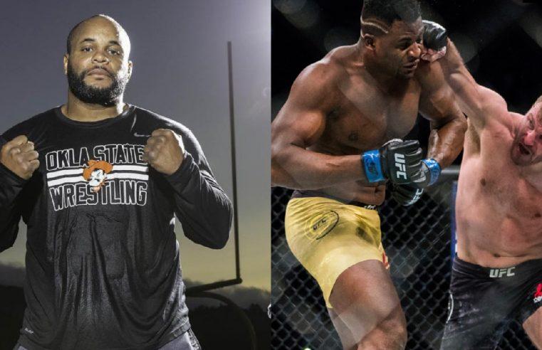 UFC 260: Daniel Cormier Breaks Down Stipe Miocic vs Francis Ngannou