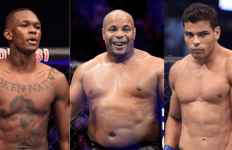 UFC: Adesanya, Cormier, Rockhold Respond To Costa's Hangover Excuse