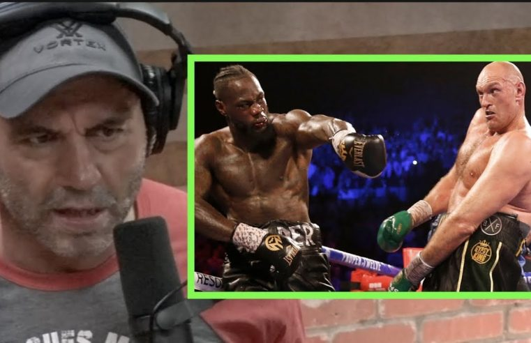Joe Rogan Discusses Deontay Wilder's Excuses Over Tyson Fury Loss