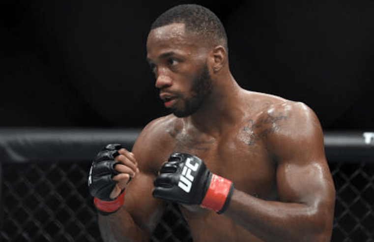 UFC – Leon Edwards: I'm Coming To Hurt Nate Diaz And Put Him Away