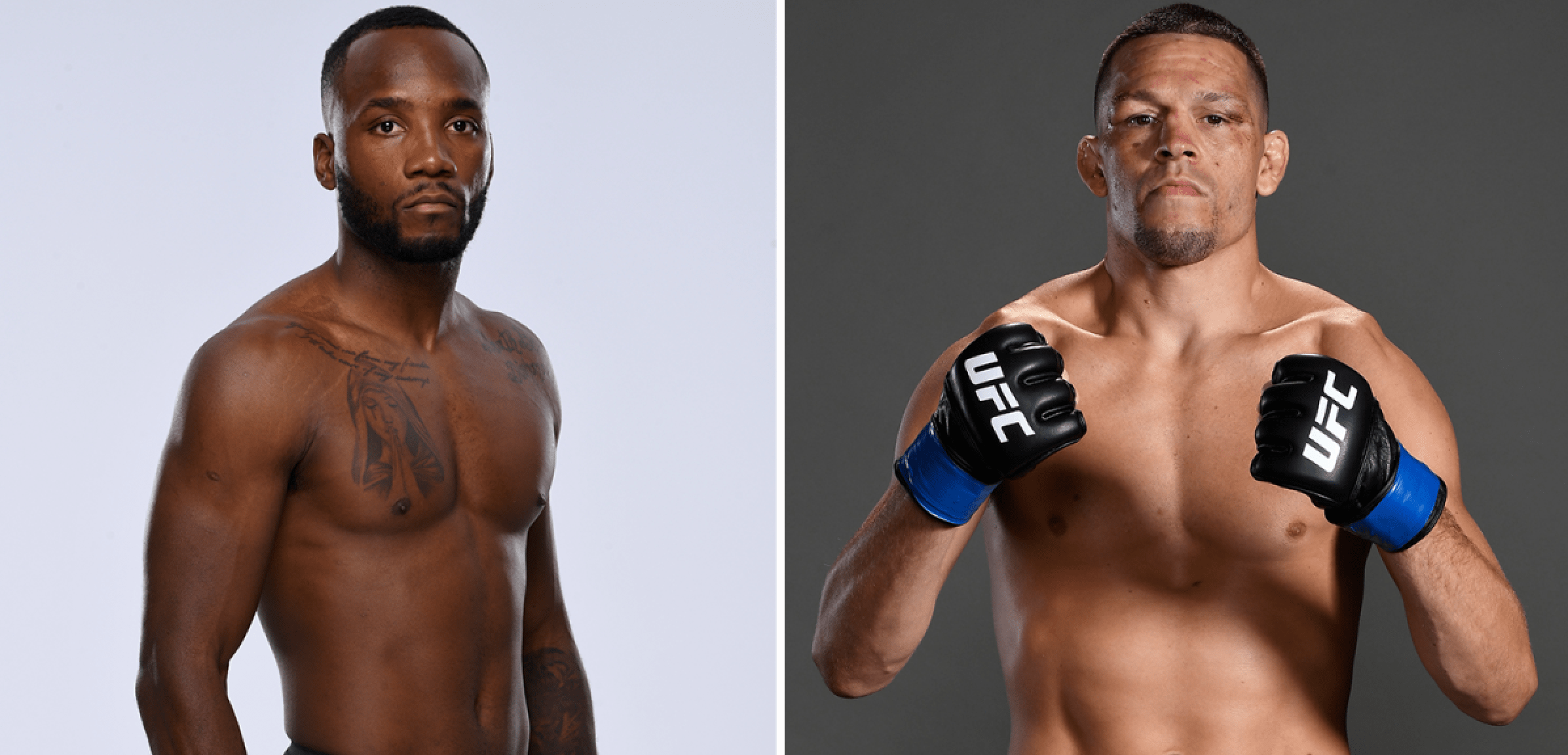 Leon Edwards To Face Nate Diaz At UFC 262