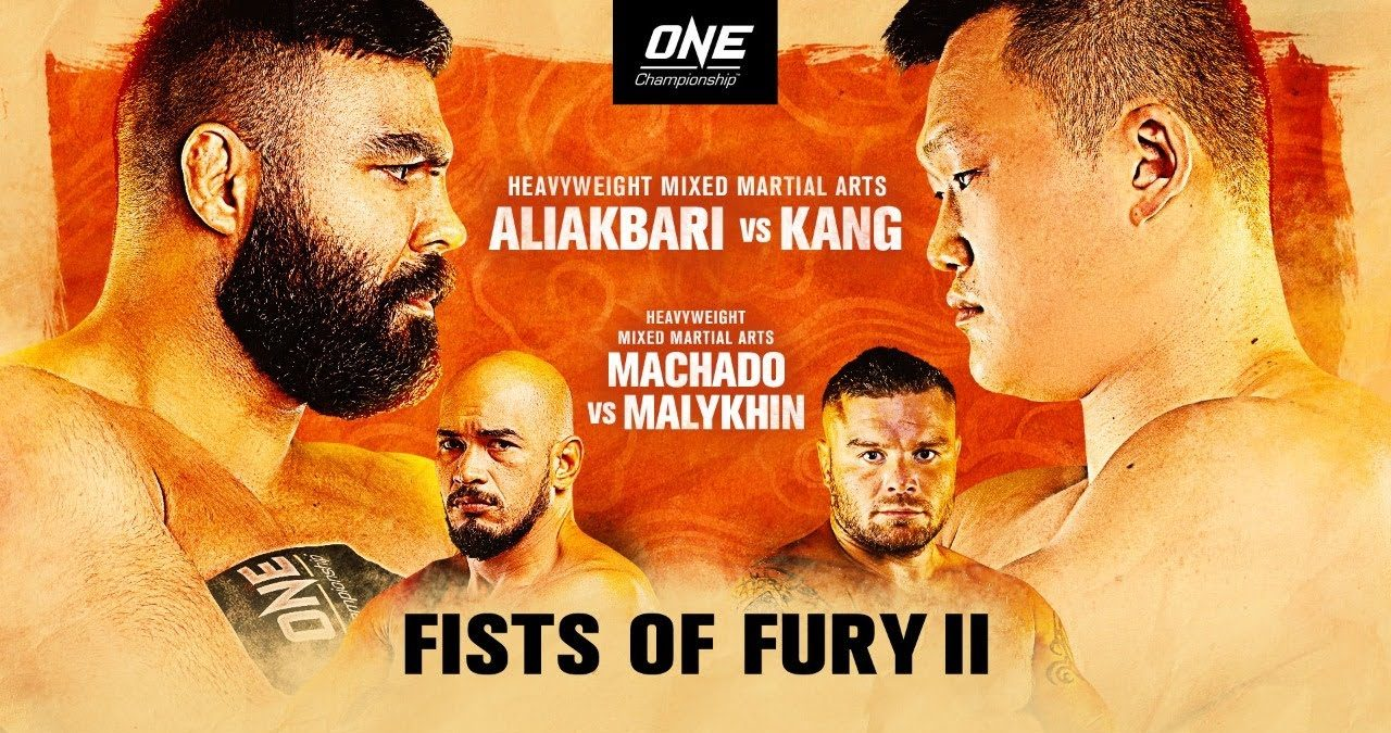 ONE: Fists Of Fury 2 Weigh-In And Hydration Test Results