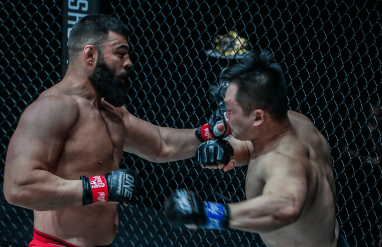 ONE: Fists Of Fury 2 Results And Replay