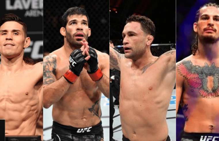Ricky Simon Calls Out Raphael Assuncao, Frankie Edgar & Sean O'Malley