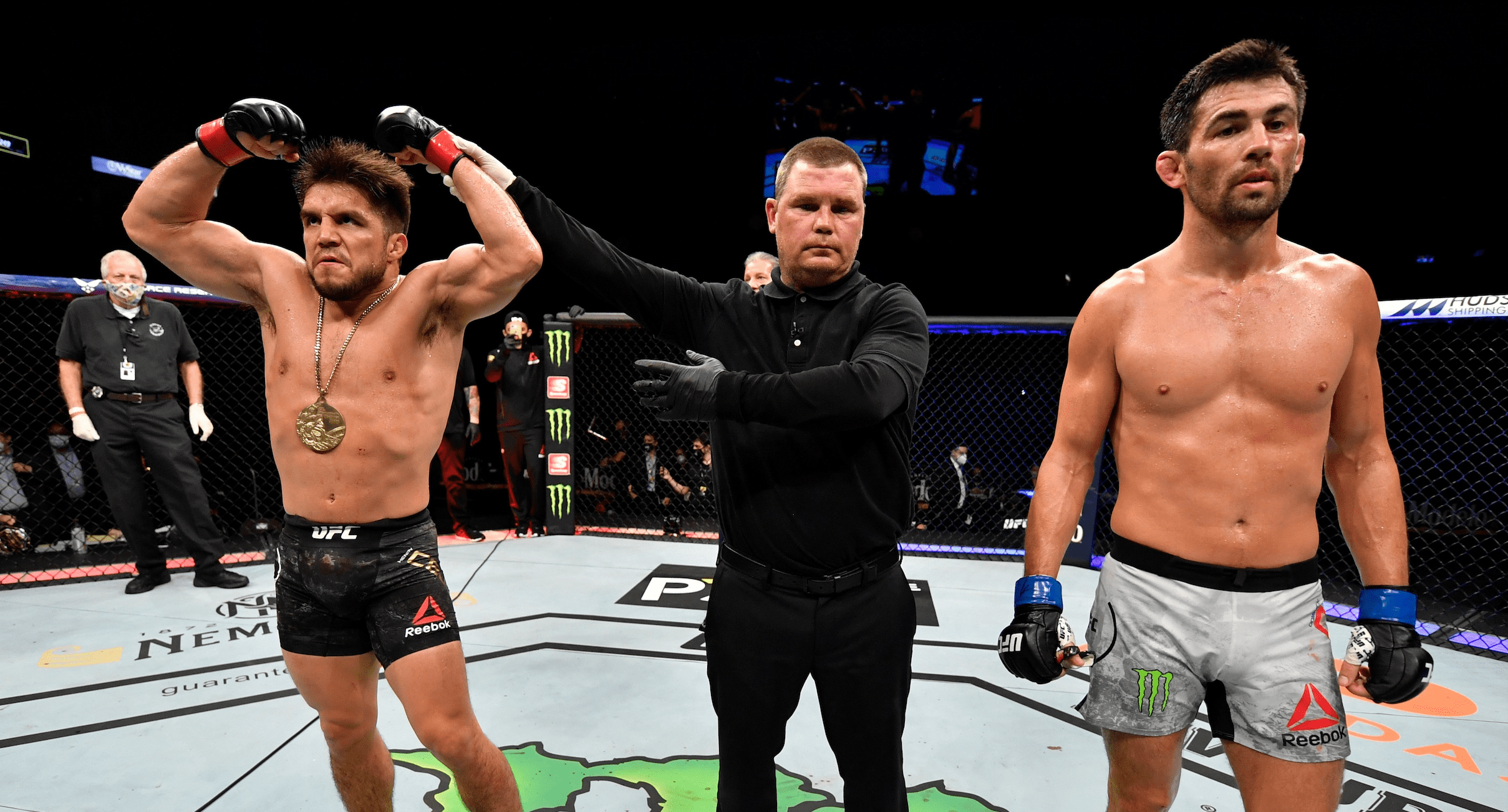 UFC: Dominick Cruz Still Blames Keith Peterson For Henry Cejudo Loss