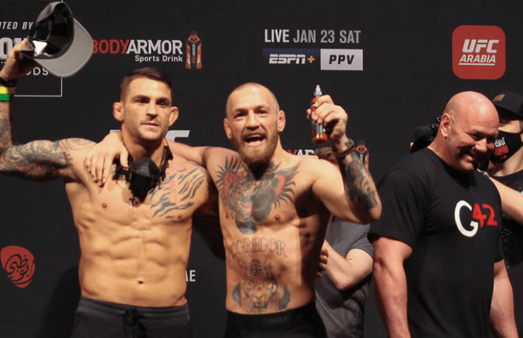 Dana Expects A Motivated McGregor In Trilogy Fight With Poirier