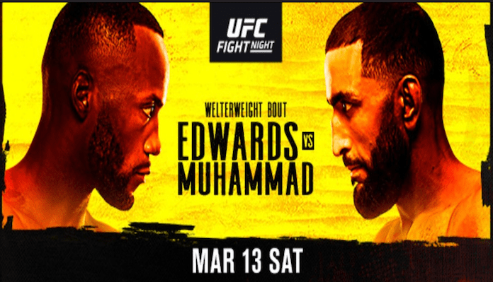 UFC Vegas 21: Edwards vs Muhammad Results And Post Fight Videos