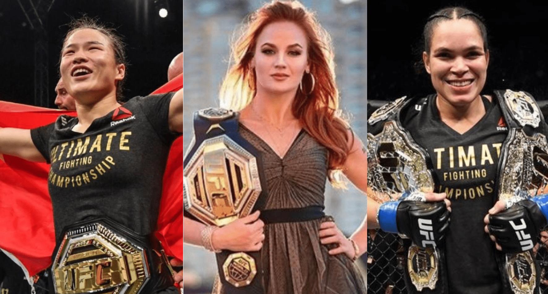 UFC: Shevchenko Opens Up On Zhang Superfight, Nunes Trilogy