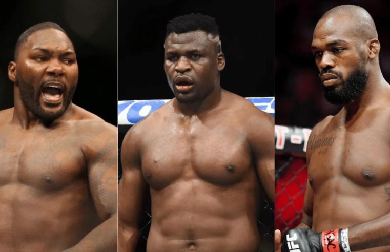 UFC: Anthony Johnson Breaks Down Francis Ngannou vs Jon Jones