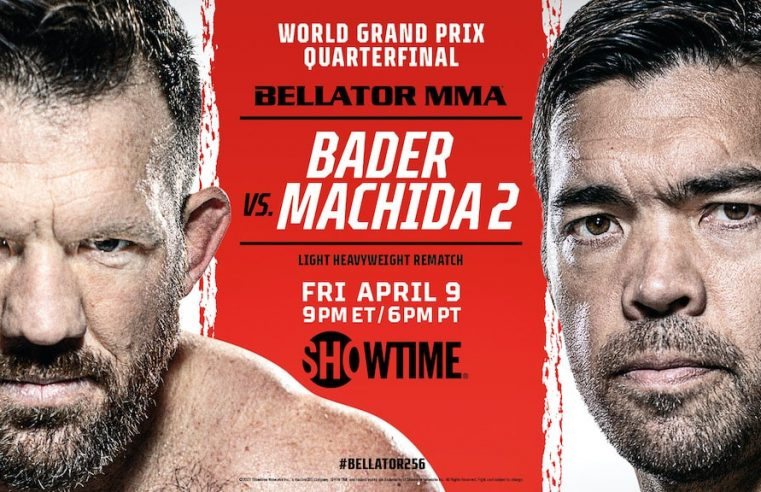Bellator 256: Bader vs Machida 2 Results And Replay