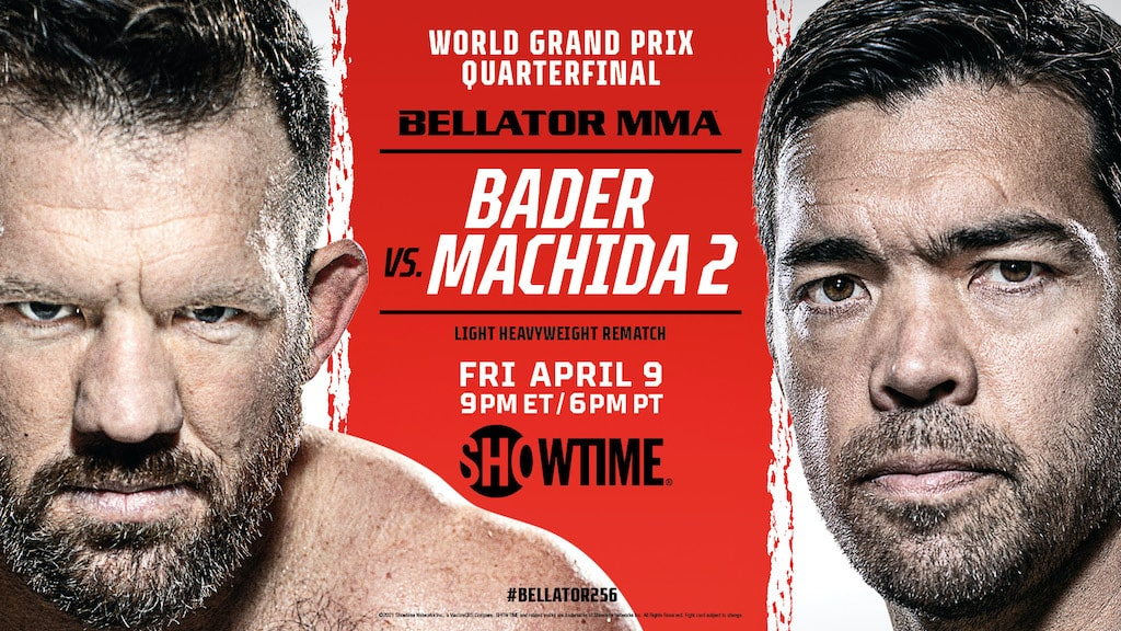 Bellator 256 results: Bader vs Machida