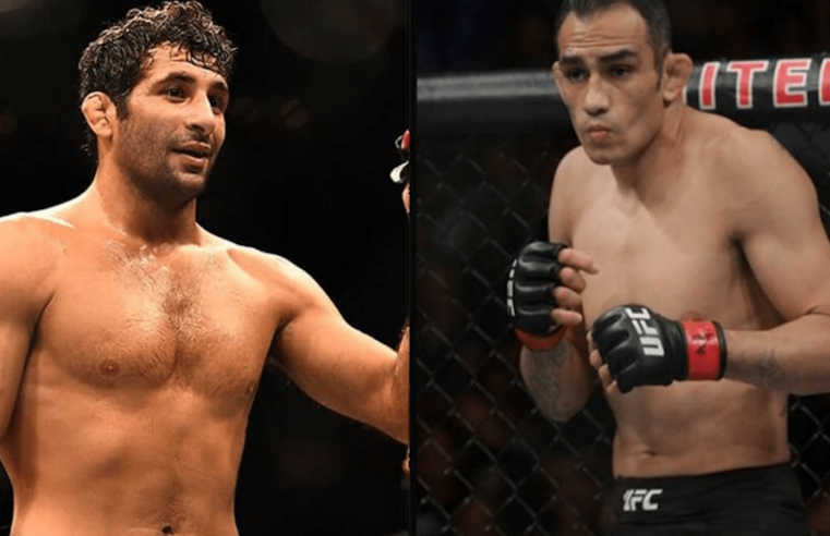 Beneil Dariush To Fight Fire With Fire Against 'Wild Man' Tony Ferguson