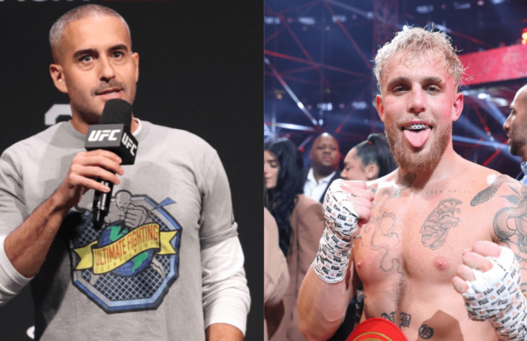 UFC: Jon Anik Explains What Jake Paul Needs To Do To Earn His Respect