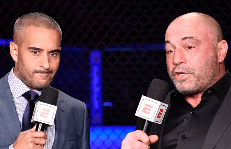 Jon Anik Explains Why The UFC Needs Joe Rogan
