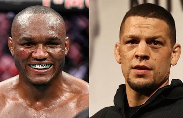 UFC – Kamaru Usman: Nate Diaz Will Dodge Me Like Conor McGregor Did
