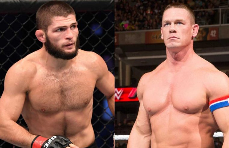 Ali Abdelaziz: 'Unbelievable Coach' Khabib Would Smash John Cena