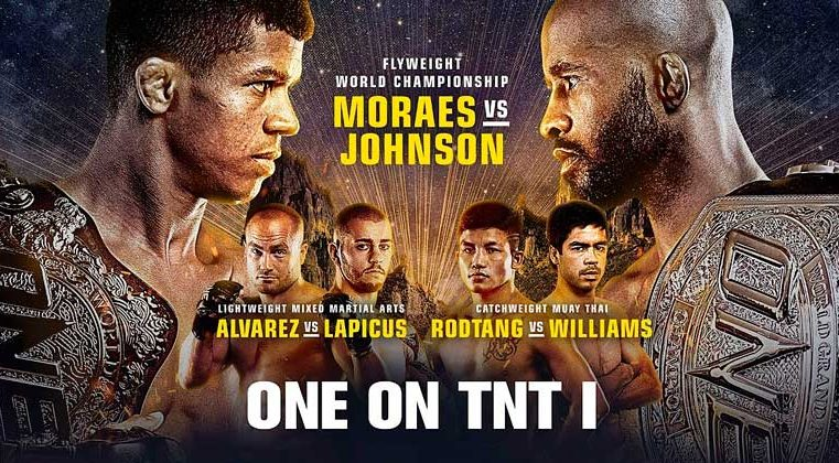 ONE On TNT 1 Results, Replay And Post Fight Videos
