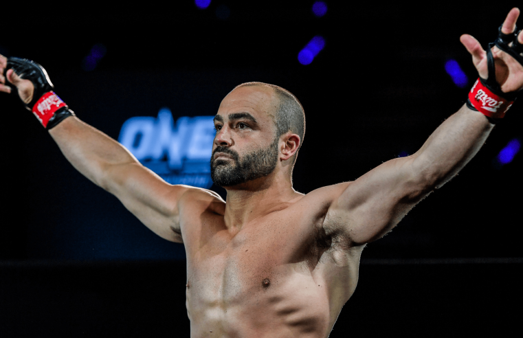 Eddie Alvarez: I'm Fighting At ONE On TNT 4