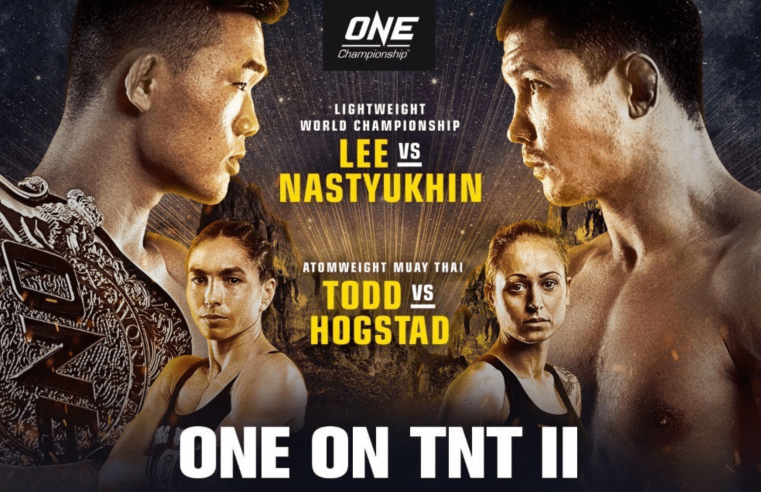 ONE On TNT 2 Results, Replay And Post Fight Videos