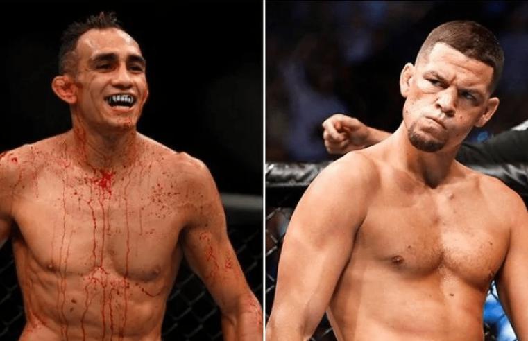 UFC: Tony Ferguson Jokes Nate Diaz Has Always Been His B****