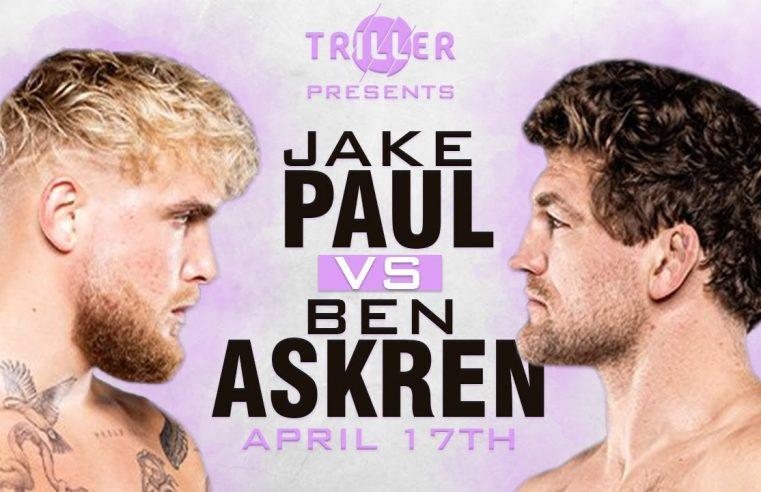 This Is How The Combat Sport World Reacted To Jake Paul vs Ben Askren