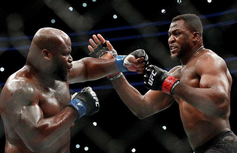 UFC: Derrick Lewis Makes Bold Prediction For Francis Ngannou Rematch