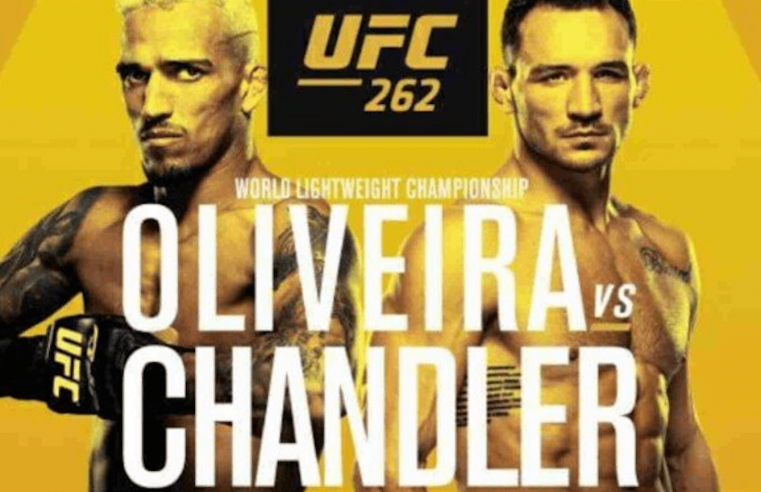 UFC 262 Pre-Fight Videos