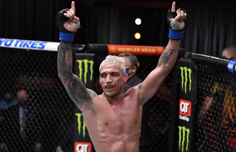 This Is How The MMA World Reacted To UFC 262