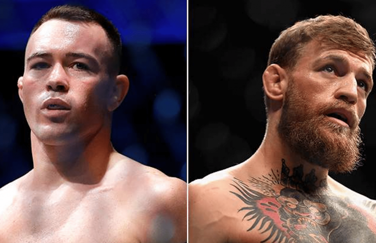 UFC: Colby Covington Hits Out At 'Washed Up' Conor McGregor