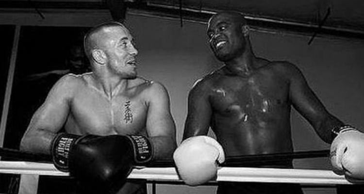 UFC, GSP, Georges St-Pierre, Anderson Silva